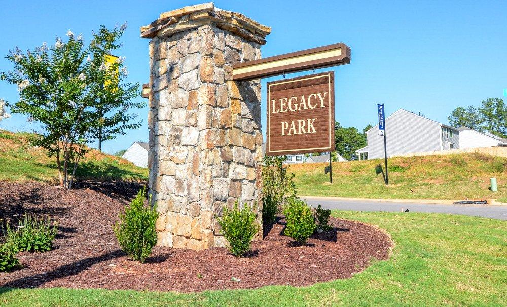 Legacy Park Monument