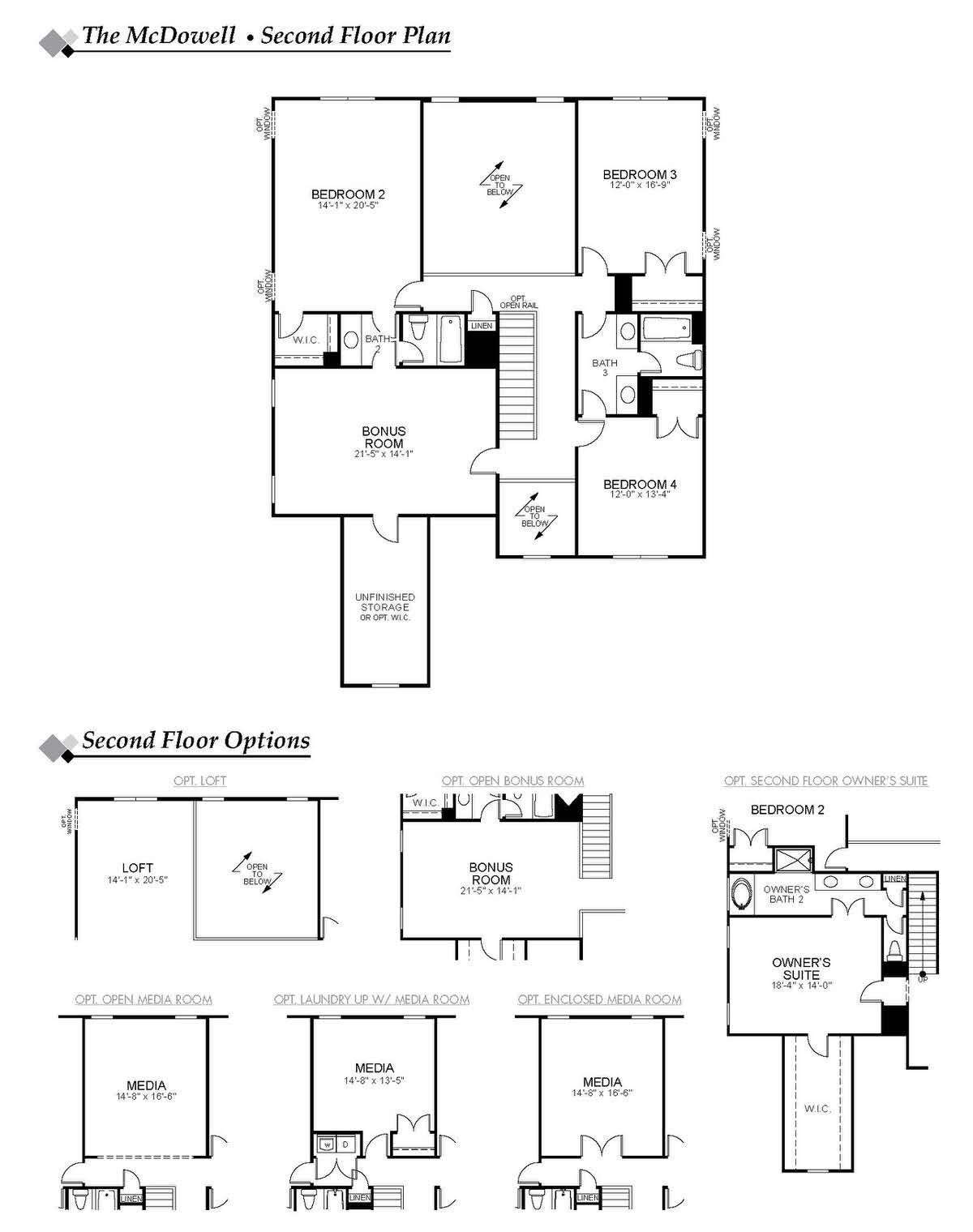 McDowell Second Floor Image