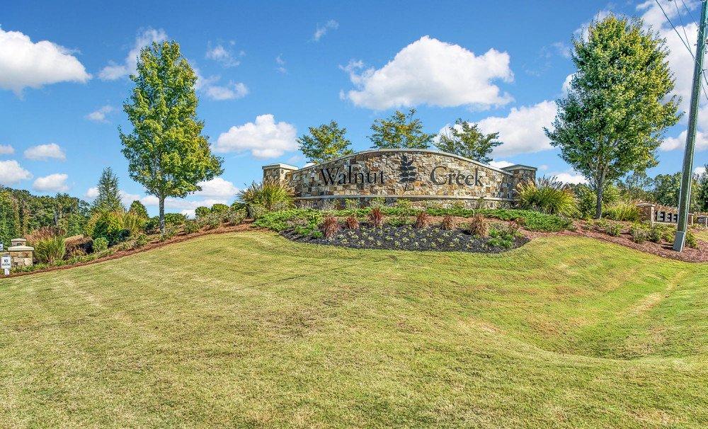 Walnut Creek Entry Monument
