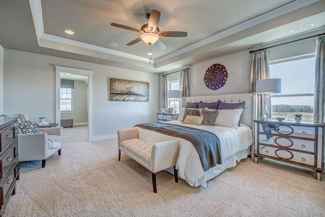 Charleston Owner's Bedroom