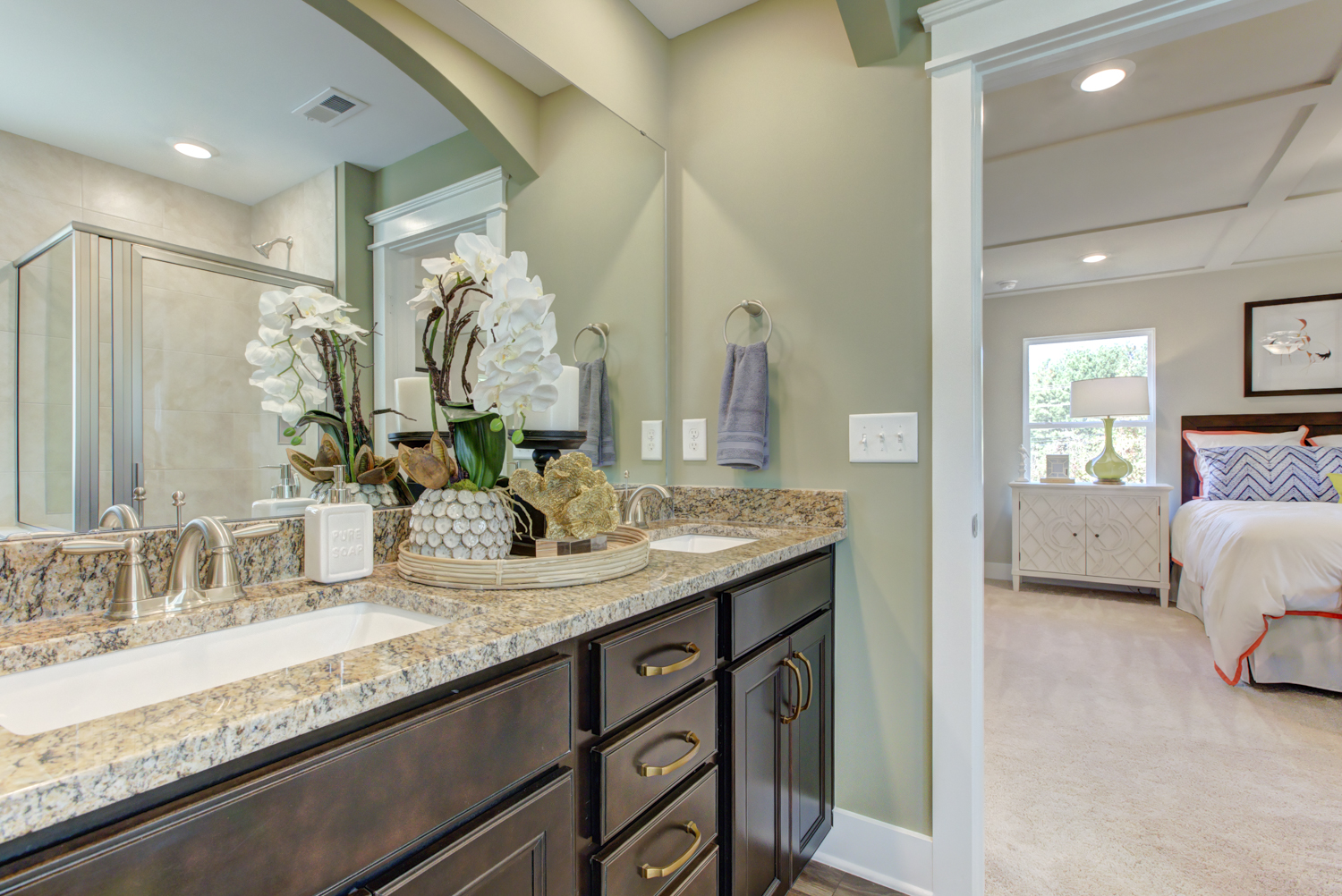 Norman Model Home Owner's Suite