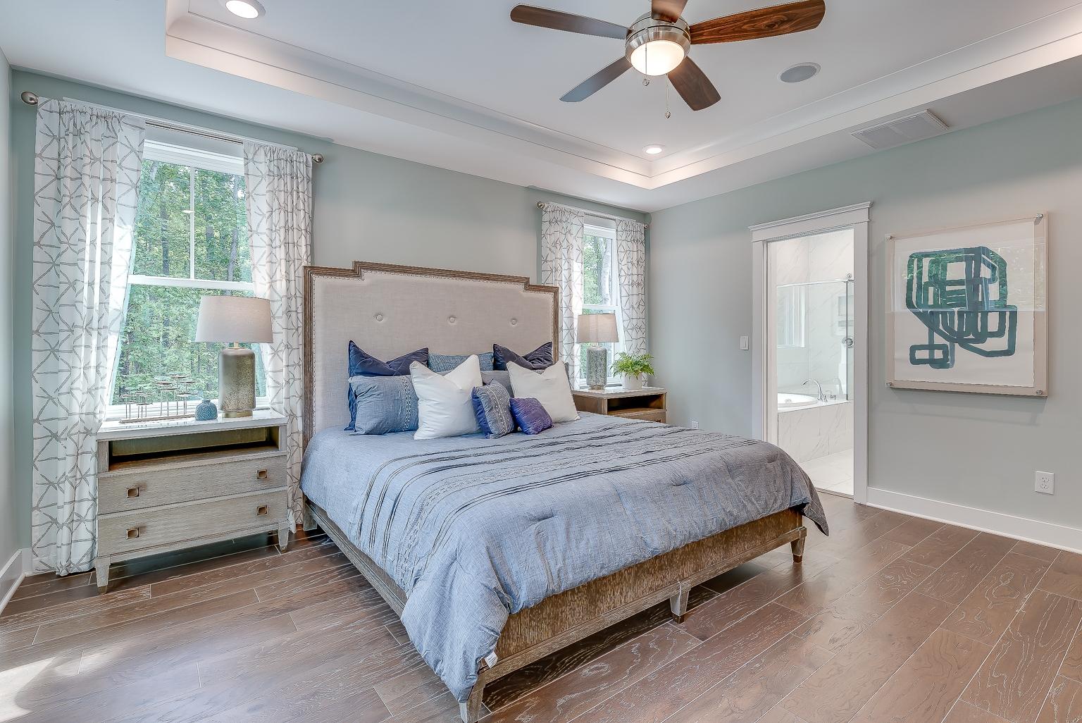 Vanderhorst Owner's Bedroom