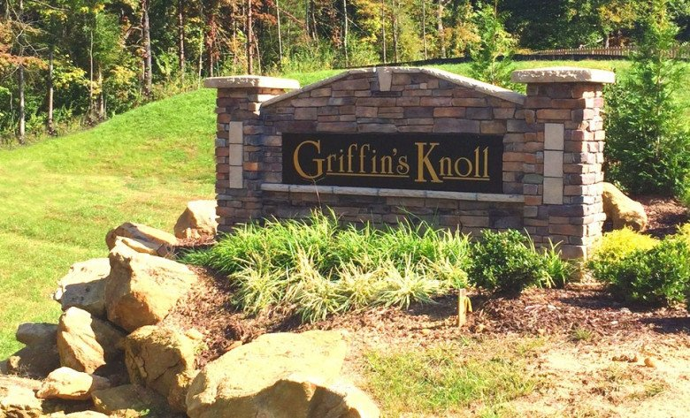 Griffin's Knoll Monument