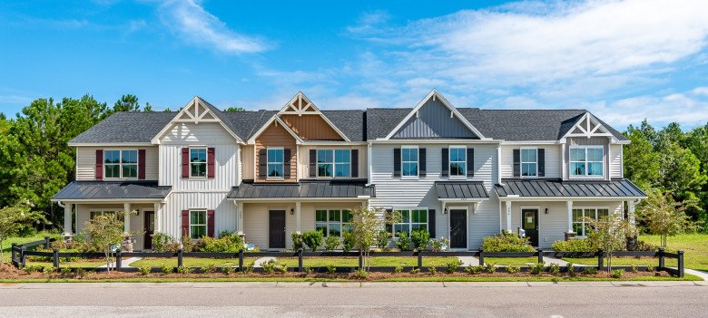 The Landings at Montague Townhomes