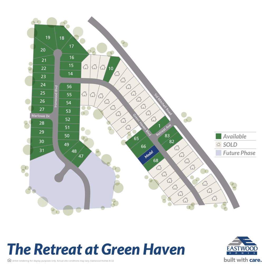 The Retreat at Green Haven