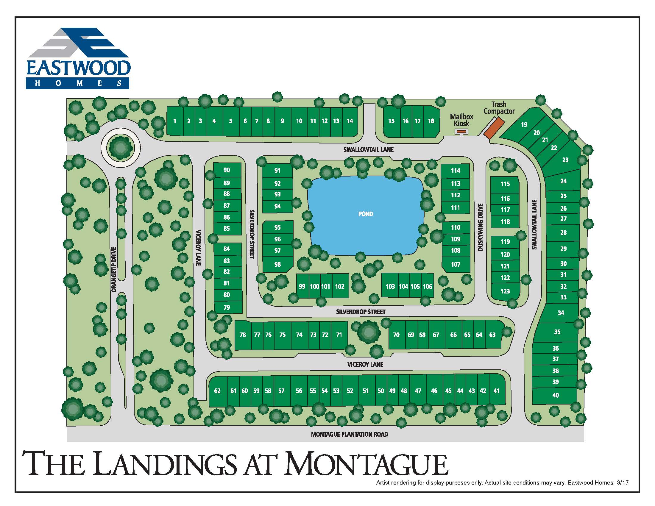 The Landings at Montague