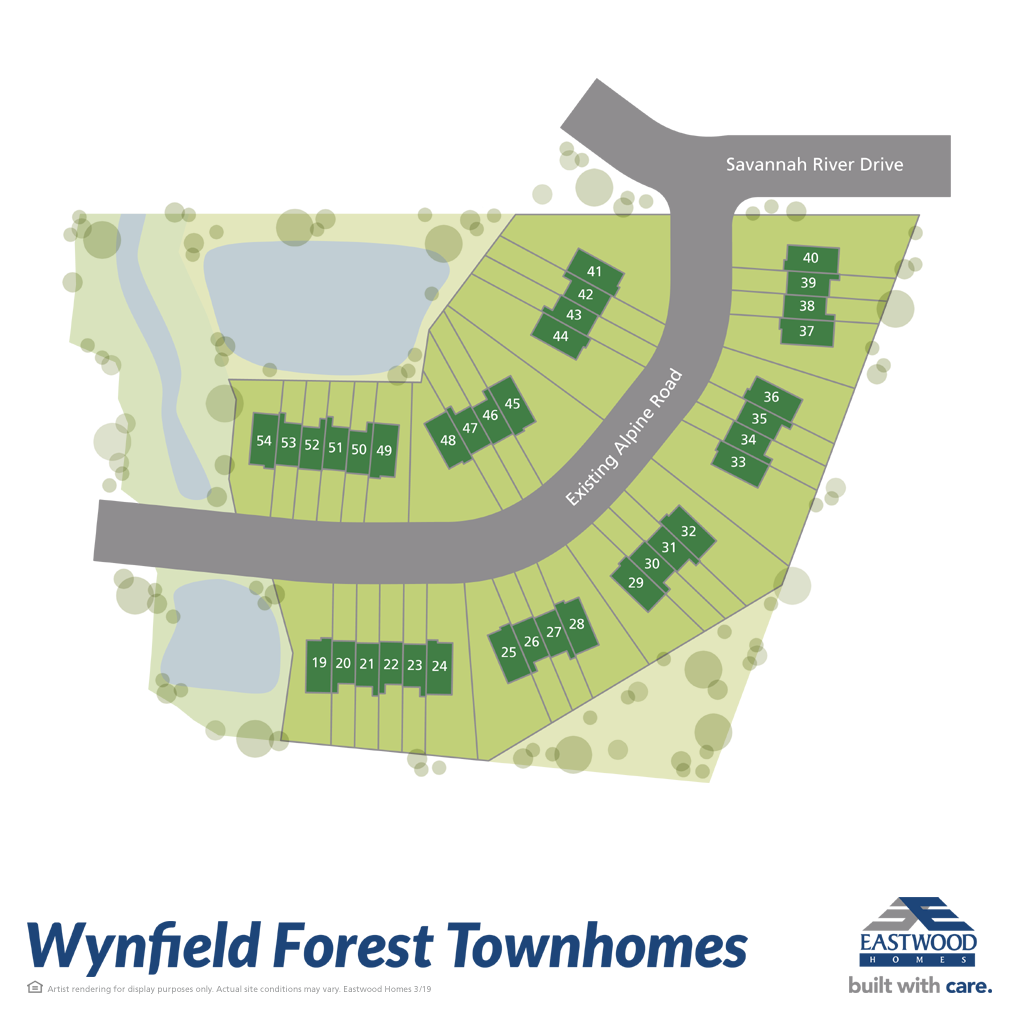 Wynfield Forest Townhomes